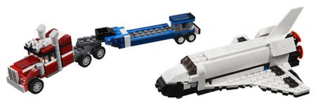 LEGO Stvoritelj 31091 Priprema projektila