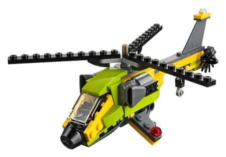 LEGO Creator 31092 Przygoda z helikopterem