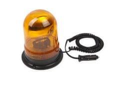 LAMPA Maják oranžový 12V/55W H3 LAMPA, magnetický