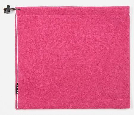 Brekka dívčí fleecový nákrčník 54 ružová