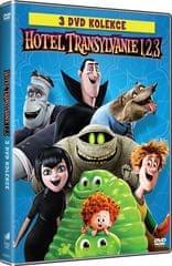 Hotel Transylvánie 1 - 3 (3DVD) - DVD