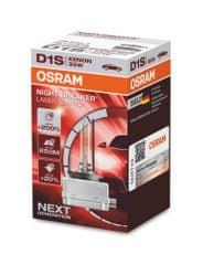 Osram žarnica Xenon Night Breaker® laser D1S, 35W, 2 kosa