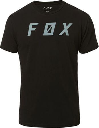 FOX T-shirt męski Backslash Ss Airline Tee L czarny