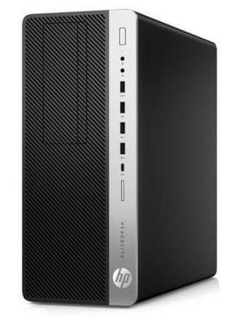 HP namizni računalnik EliteDesk 800 G4 TWR i7-8700/16GB/SSD512GB/GTX1080/W10P (3WL78AV#70219500)