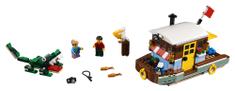 LEGO Creator 31093 Folyóparti lakóhajó