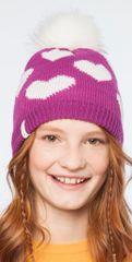 Brekka kapa za djevojčice Lolly Eco Pon