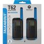 6 - MOTOROLA walkie - talkie TLKR T62, niebieskie