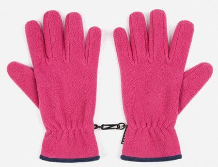 Brekka gyerek fleece kesztyű L rózsaszín