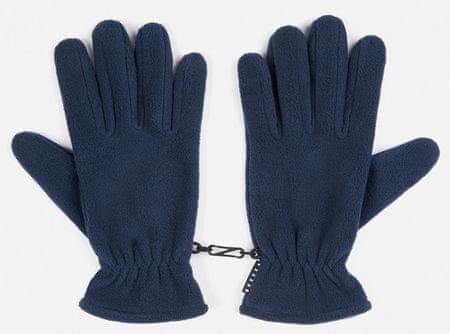 Brekka dětské fleecové rukavice S modrá