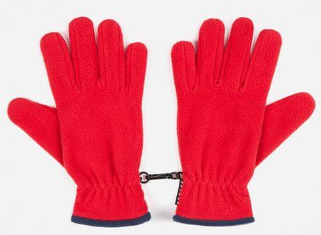 Brekka gyerek fleece kesztyű L piros