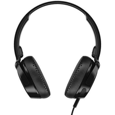 Skullcandy Riff On-Ear Tap Tech, fekete