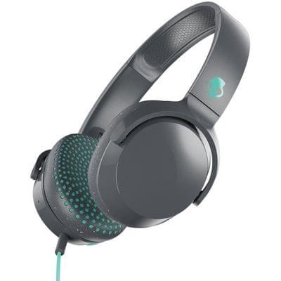 Slúchadlá Skullcandy Riff On-Ear Tap Tech zabudovaný mikrofón zložiteľné mini rozmery nízka váha 180 g