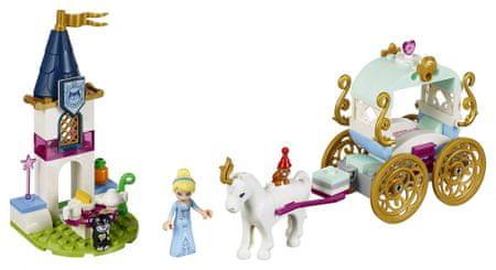 LEGO Disney Princess 41159 Przejażdżka karetą Kopciuszka