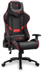 Connect IT fotel komputerowy Monza Pro, czerwony (CGC-1050-RD)