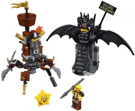 LEGO Movie 70836 Batman és Fémszakáll