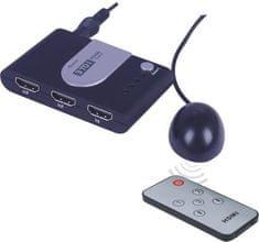 PremiumCord HDMI switch 3:1 automatyczny khswit31a