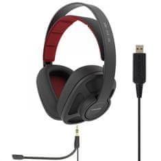 KOSS zestaw słuchawkowy GMR-540ISO USB