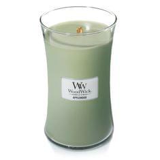 Woodwick Vonná sviečka Jabloňové drevo 609,5 g