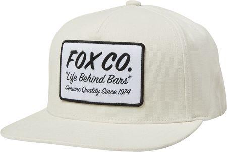 FOX muška kapa sa šiltom Resin Snapback Hat, bež