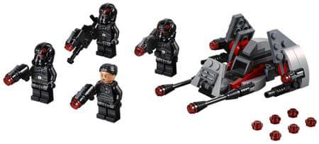 LEGO Star Wars™ 75226 Bojový balíček elitního komanda Inferno