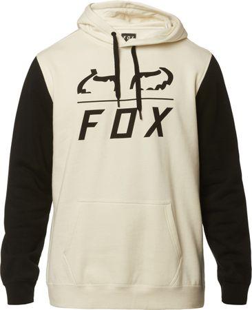 FOX férfi pulóver Furnace Pullover Fleece XXL krémszínű