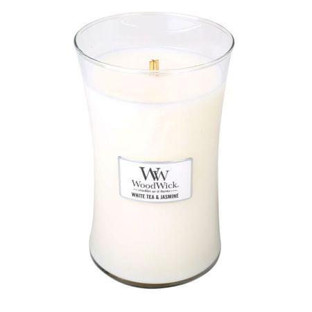 Woodwick Illatgyertya Fehér tea és jázmin 609,5 g