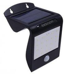 iQtech AQL solárne svetlo, 20+2 LED, čierne