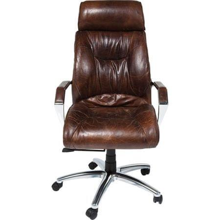 KARE Kancelářská židle Cigar Lounge