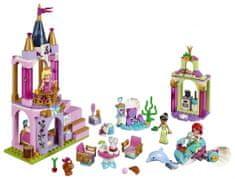 LEGO Disney Princess 41162 Kráľovská oslava Ariel, Šípkovej Ruženky a Tiany