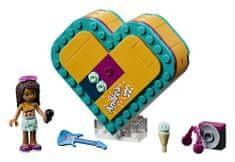 LEGO Friends 41354 Andrein srdiečkový box