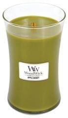 Woodwick Vonná sviečka Košík jabĺk 609,5 g