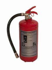 TEPOSTOP Hasiaci prístroj s čistou hasiacou látkou - CA2LE