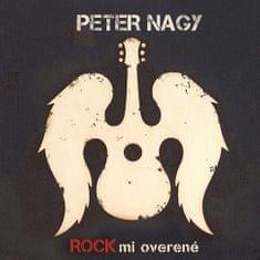 Peter Nagy - CD Rockmi Overené