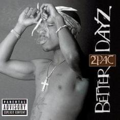 2Pac - CD Better Dayz (2CD)