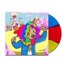 6ix9ine - Vinyl Day69: Graduation Day