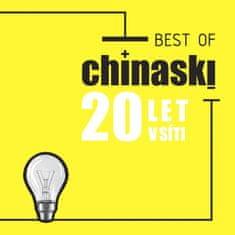 Chinaski - CD 20 let v síti (2CD)