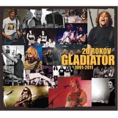 Gladiator - CD 20 Rokov (2CD)