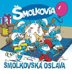 Šmolkovia - CD Šmolkovská oslava