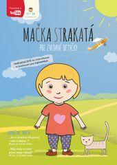 Hanička a Murko - DVD Mačka strakatá pre zvedavé detičky