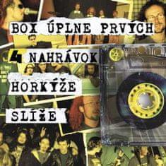 Horkýže Slíže - CD Box úplne prvých 4 nahrávok 4CD