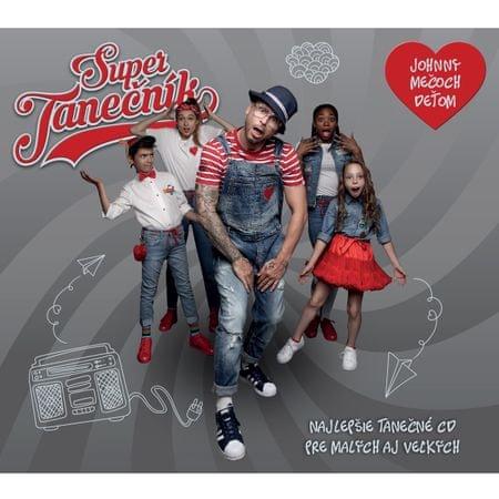 Super Tanečník - CD Super Tanečník