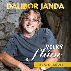 Dalibor Janda - CD Velký flám / Zlaté album