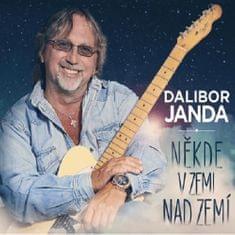 Dalibor Janda - CD Někde v Zemi nad Zemí