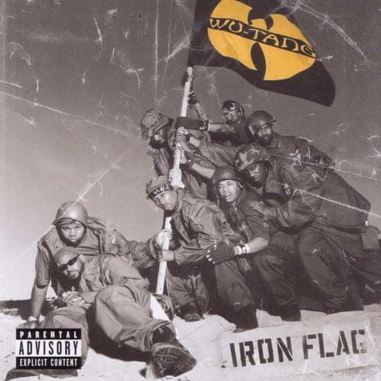 Wu-Tang - CD Iron Flag