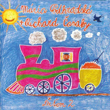 Mária Podhradská & Richard Čanaky - CD Deťom 2