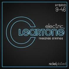 Cleartone Nickel Plated 9-46 Hybrid Struny na elektrickú gitaru