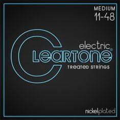 Cleartone Nickel Plated 11-48 Medium Struny na elektrickú gitaru