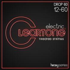 Cleartone Heavy Series 12-60 Drop C# Struny na elektrickú gitaru