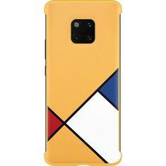 Huawei maska Abstract Art za Huawei 20 Pro, žuta