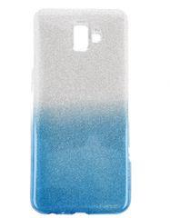 maska Bling za Samsung Galaxy J4 Plus 2018 J415, srebrna